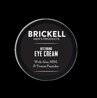 Brickell Men's Products Restoring Eye Cream