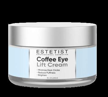 Estetist Coffee Eye Lift Cream