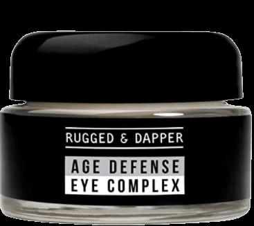 RUGGED & DAPPER Age Defence Eye Complex