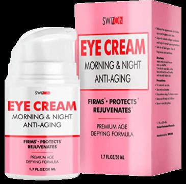 Swizon Morning and Night Anti Aging Eye Cream