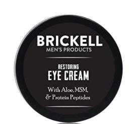 Brickell Men's Products Restoring Eye Cream For Men
