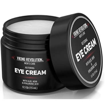Viking Revolution Natural Eye Cream For Men