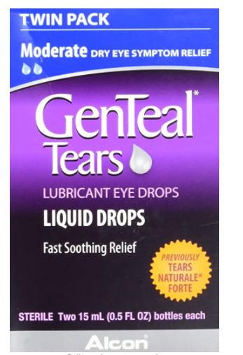 GenTeal Tears Lubricant Eye Drops