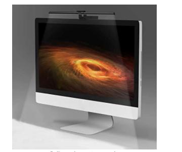 Quntis e-Reading LED Task Lamp Eye Care Monitor