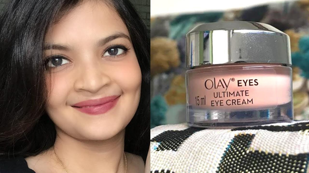 Olay Ultimate Eye Cream Results